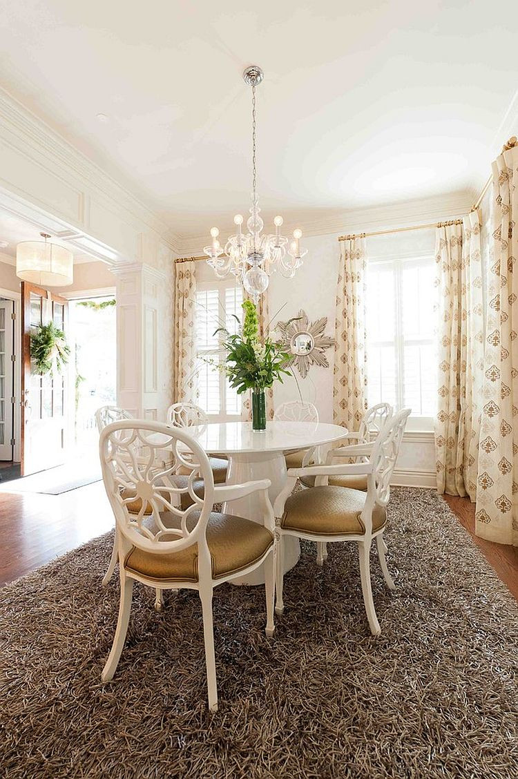 Best ideas about Rugs For Dining Room . Save or Pin How to Choose the Perfect Dining Room Rug Now.