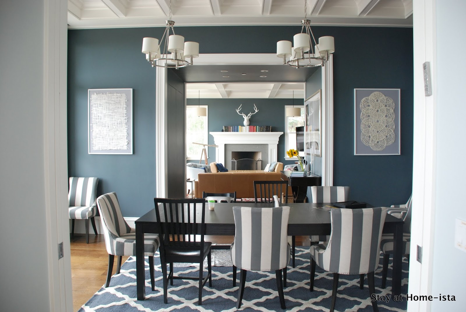 Best ideas about Rugs For Dining Room . Save or Pin 30 Rugs That Showcase Their Power Under the Dining Table Now.