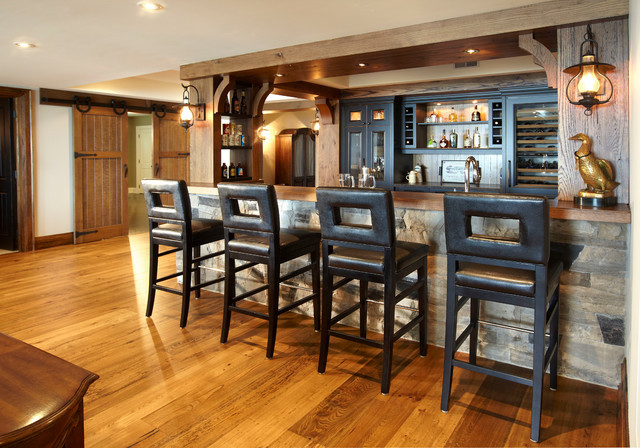 Best ideas about Rustic Basement Ideas . Save or Pin Small Cabin Basement Best Home Decoration World Class Now.