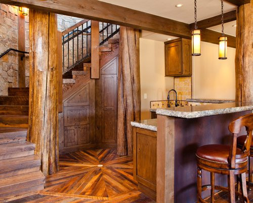 Best ideas about Rustic Basement Ideas . Save or Pin Rustic Basement Now.