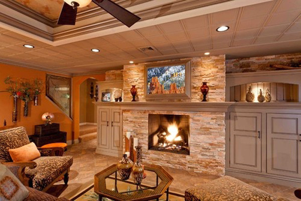 Best ideas about Rustic Basement Ideas . Save or Pin 33 Inspiring Basement Remodeling Ideas Now.