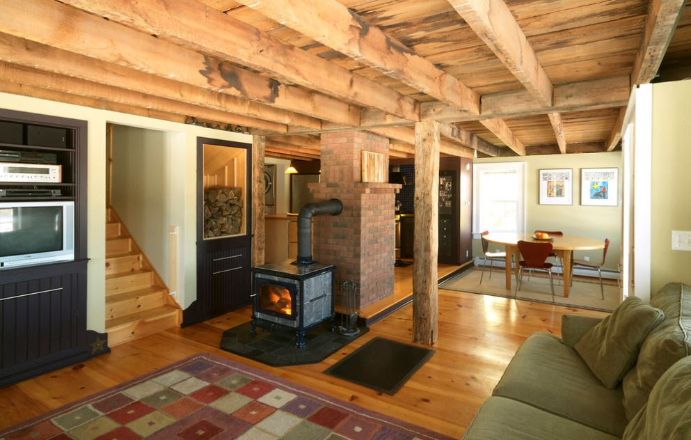 Best ideas about Rustic Basement Ideas . Save or Pin Top Basement Remodeling Ideas and Trends for 2014 2015 Now.