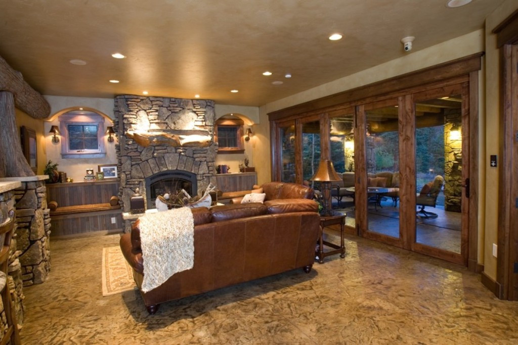 Best ideas about Rustic Basement Ideas . Save or Pin 15 Outstanding Rustic Basement Design Now.