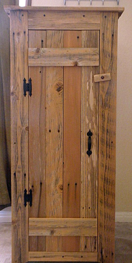 Best ideas about Rustic Cabinets DIY . Save or Pin Handmade Custom Rustic Cabinet GREAT IDEAS Now.