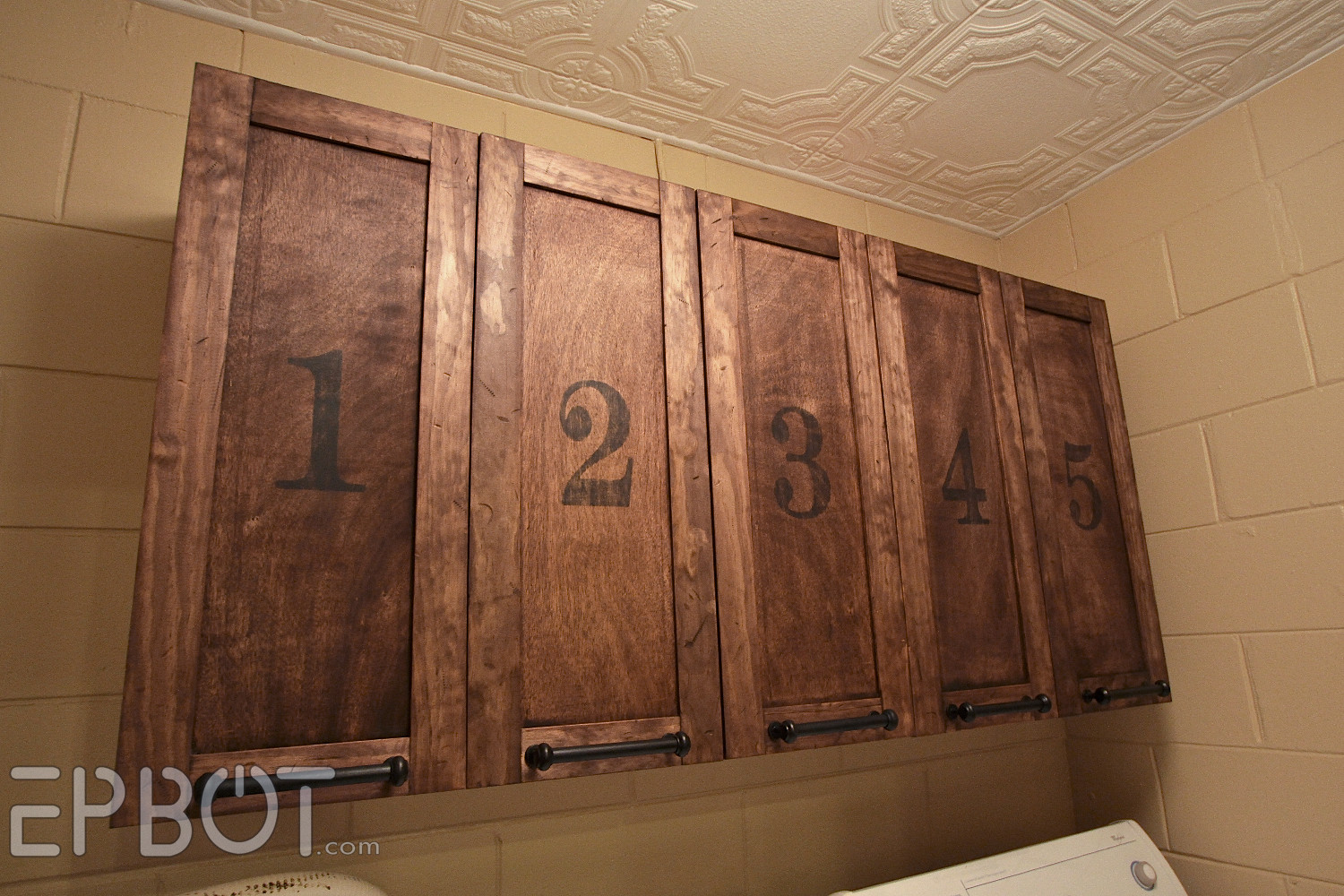 Best ideas about Rustic Cabinets DIY . Save or Pin EPBOT DIY Vintage Rustic Cabinet Doors Now.