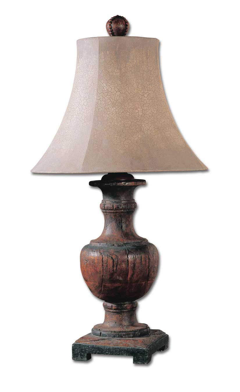 Best ideas about Rustic Desk Lamp . Save or Pin Rustic desk lamp Now.