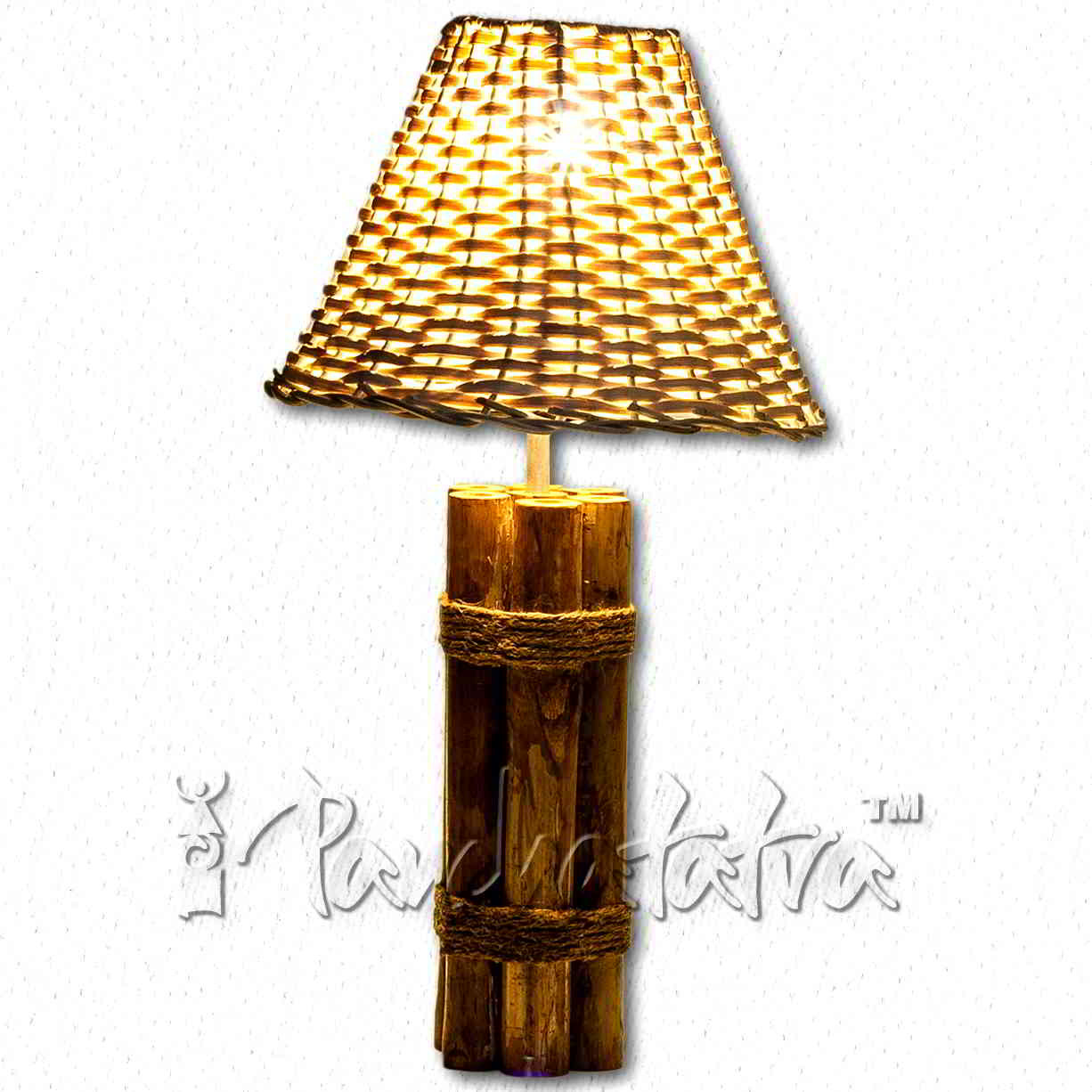 Best ideas about Rustic Desk Lamp . Save or Pin Buy Room Decorative Desk Lamp made using Rustic Wood Now.