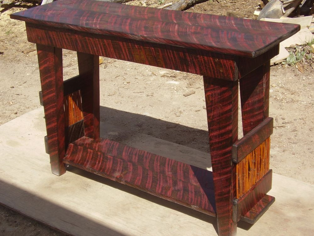 Best ideas about Rustic Entryway Table . Save or Pin Handmade Rustic Sofa Table Entry Table Foyer Table with Now.
