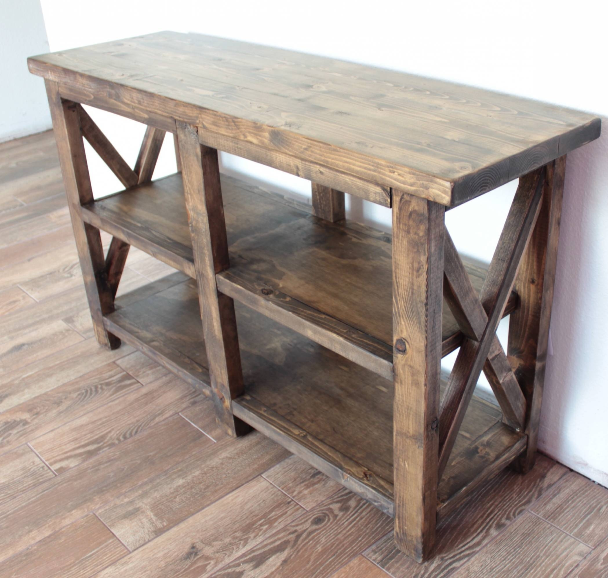 Best ideas about Rustic Entryway Table . Save or Pin 15 Ideas of Entryway Table Furniture Now.