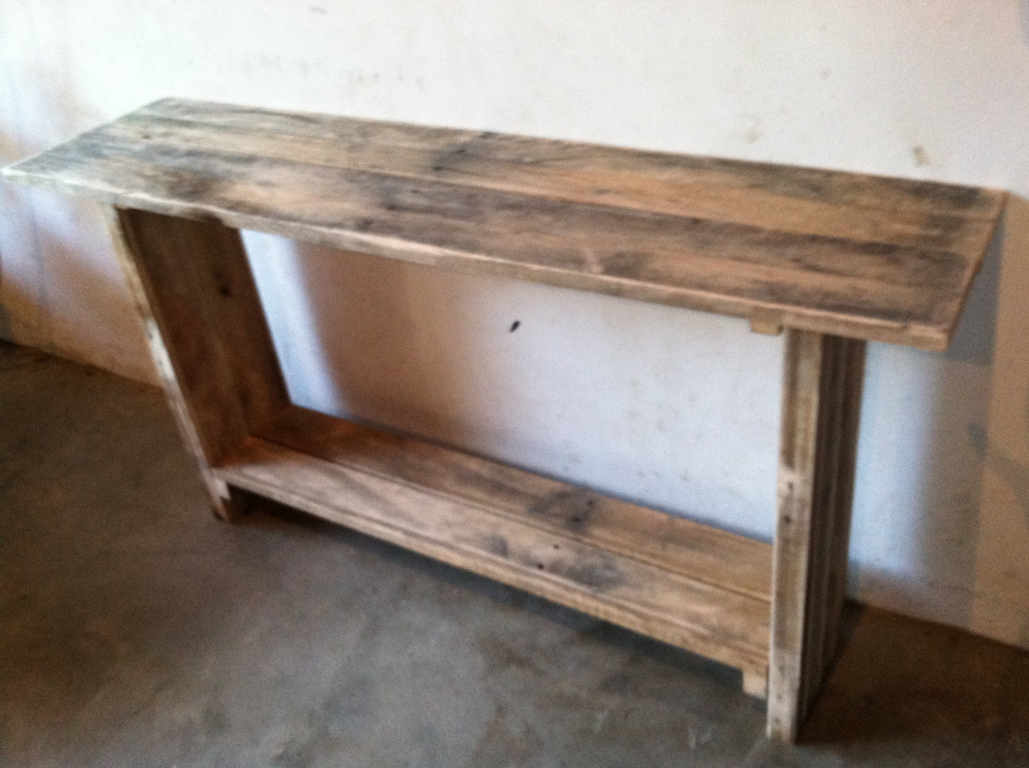 Best ideas about Rustic Entryway Table . Save or Pin Primitive Entryway Table Rustic Entryway Table Primitive Now.