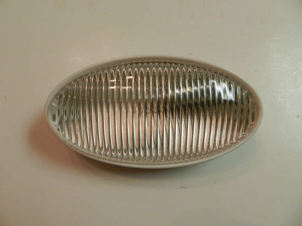 Best ideas about Rv Porch Light . Save or Pin Euro 12 volt RV Porch Light oval clear lens camper RV Now.