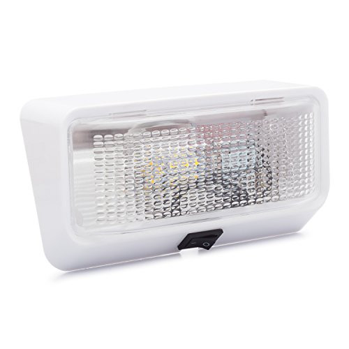 Best ideas about Rv Porch Light . Save or Pin Lumitronics LED RV Exterior Porch Light with f Switch Now.