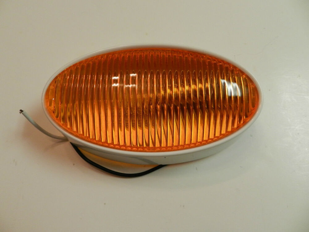 Best ideas about Rv Porch Light . Save or Pin Euro 12 volt RV Porch Light oval AMBER lens camper RV Now.