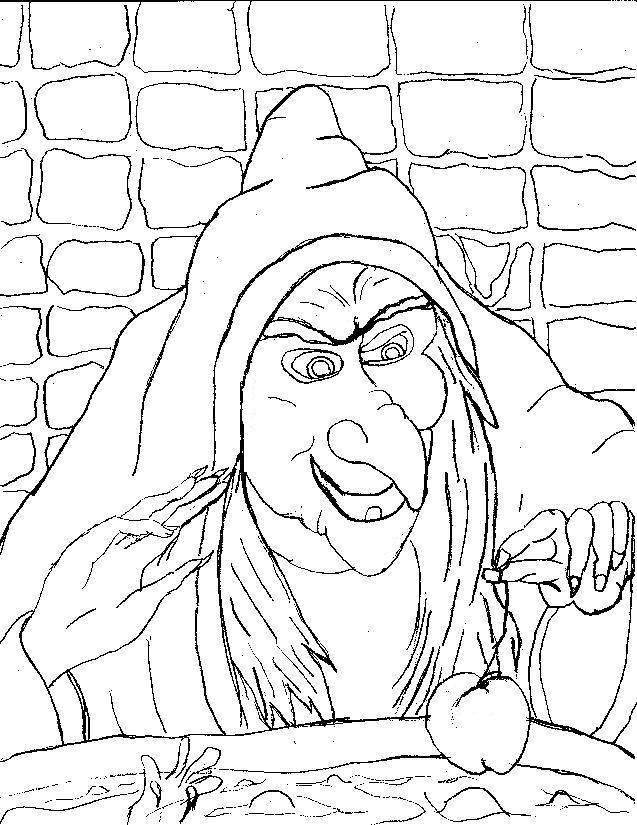 Scary Halloween Coloring Pages For Adults  Scary Halloween Coloring Pages Coloring Home