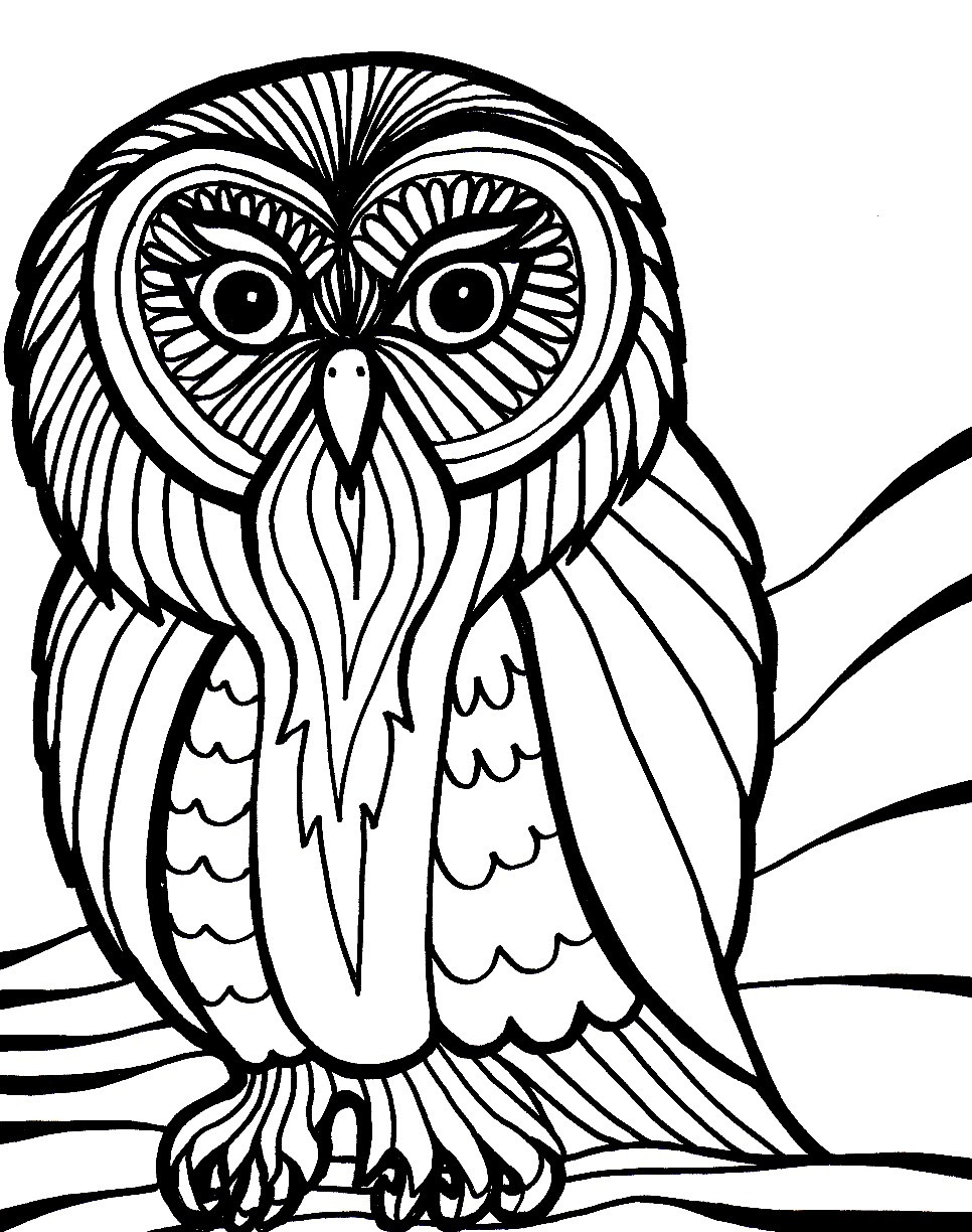 Scary Halloween Coloring Pages For Adults  scary halloween coloring pages Free