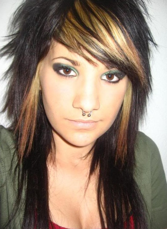 Best ideas about Scene Haircuts For Girls . Save or Pin Emo Hairstyles for Girls Latest Popular Emo Girls Now.