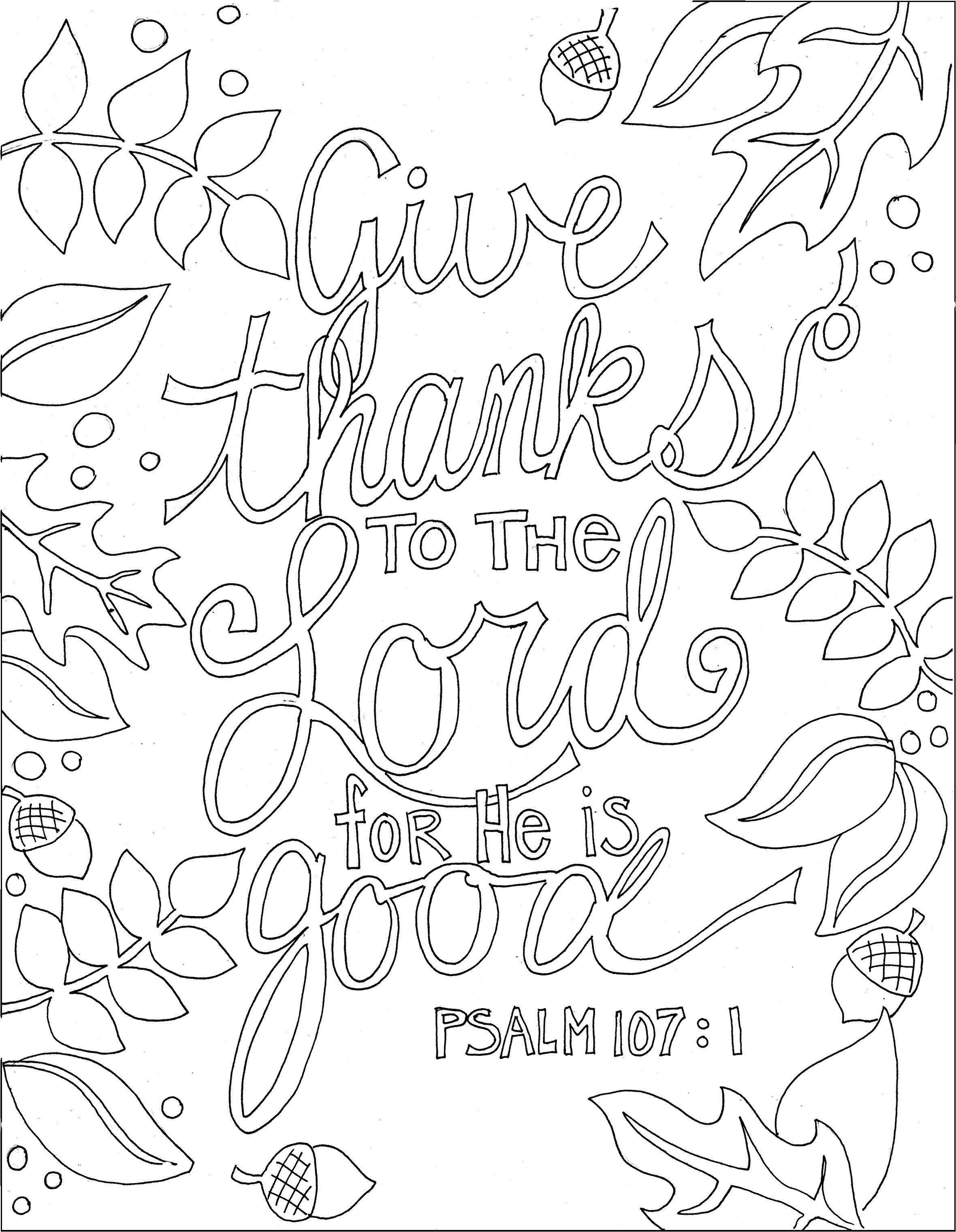 Scripture Coloring Pages For Adults  Bible Quote Coloring Pages Coloring Home