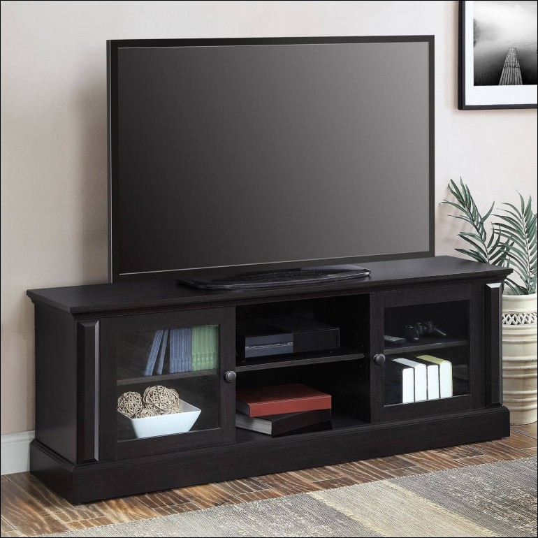 Best ideas about Sears Fireplace Tv Stand . Save or Pin Living Room Magnificent Sears Inch Tv Glass Stand Now.
