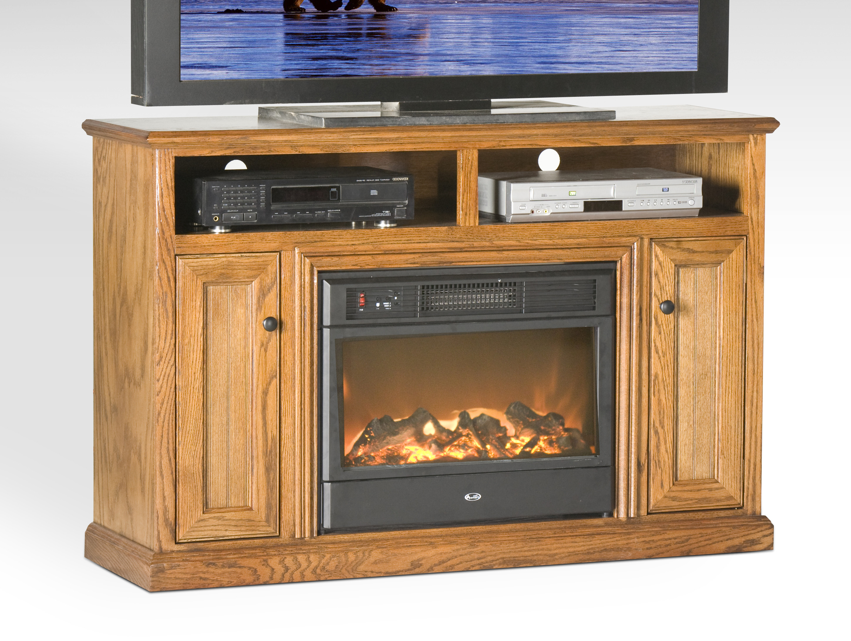 Best ideas about Sears Fireplace Tv Stand . Save or Pin Decoration Awesome Sears Electric Fireplace Decor For Now.