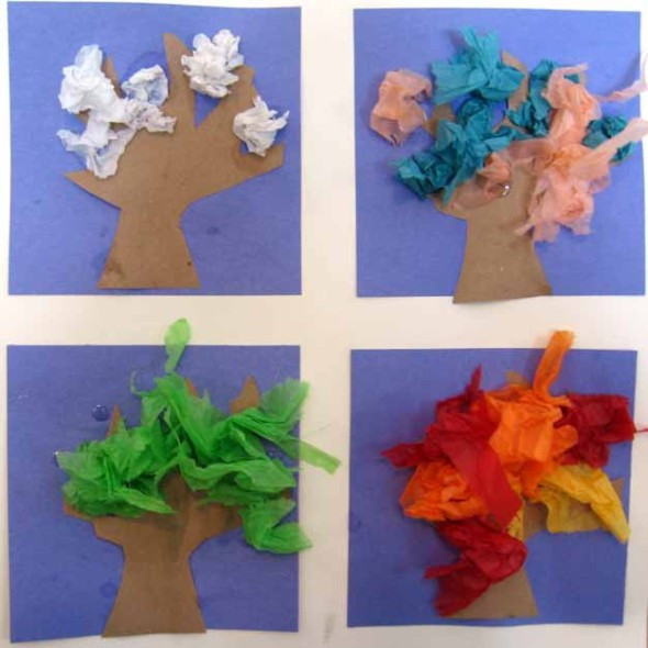 Season Crafts For Preschoolers  Preschool Crafts for Letter T The Measured Mom