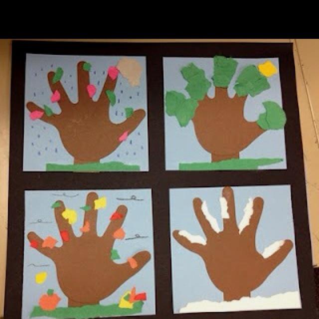 Season Crafts For Preschoolers  Arbor Day Pins Popular Parenting Pinterest Pin Picks