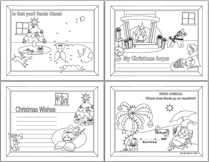 Seasons Coloring Pages  Four Seasons Free Colouring Pages