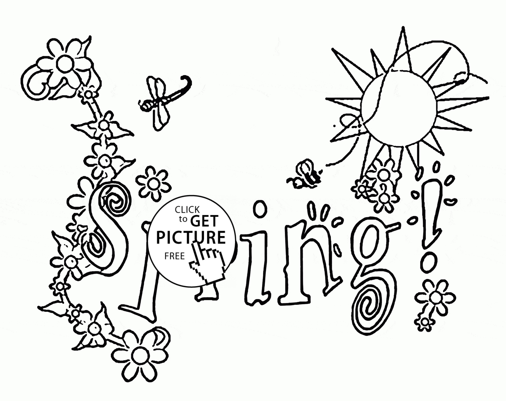 Seasons Coloring Pages  Printable Coloring Pages Maple Tree Four Seasons Gallery