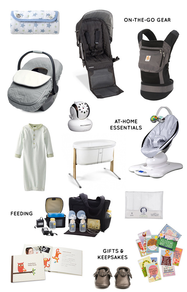 Second Baby Shower Gift Ideas  Baby registry ideas for a second baby A Girl Named PJ