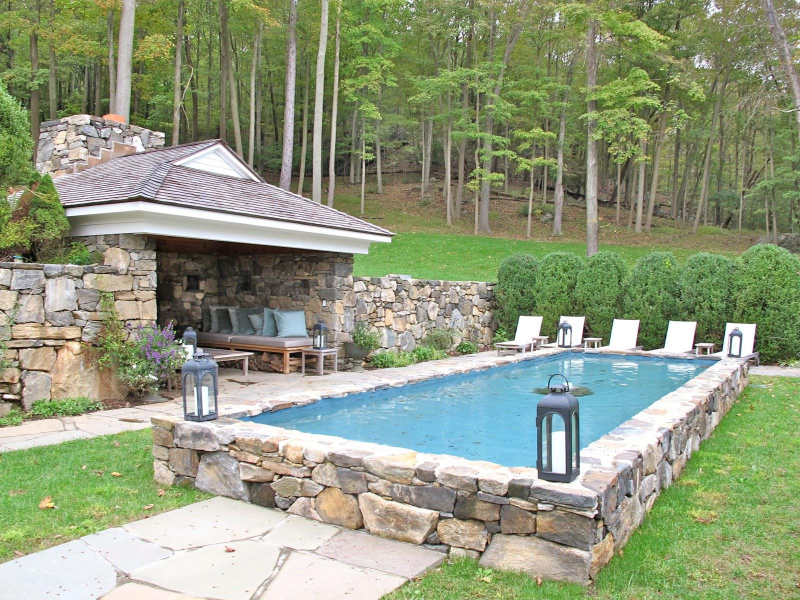 Best ideas about Semi Inground Pool Kits . Save or Pin Small Semi Inground Pool Kits – Decor References Now.