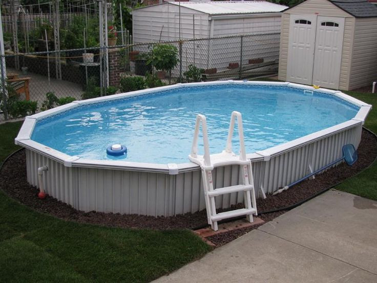 Best ideas about Semi Inground Pool Kits . Save or Pin 17 best images about Pools Semi Inground & Ground on Now.