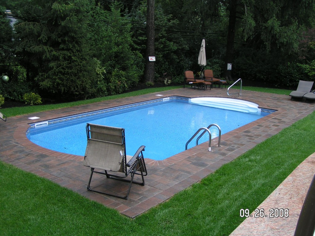 Best ideas about Semi Inground Pool Kits . Save or Pin Excellent Semi Inground Pools Now.