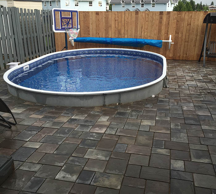 Best ideas about Semi Inground Pool Kits . Save or Pin Semi Inground Pools Now.