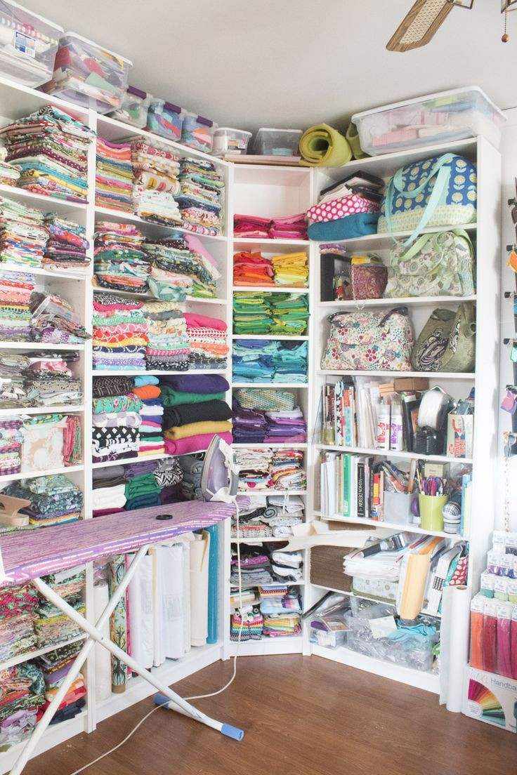 Best ideas about Sewing Storage Ideas . Save or Pin 17 Best images about orgnize on Pinterest Now.