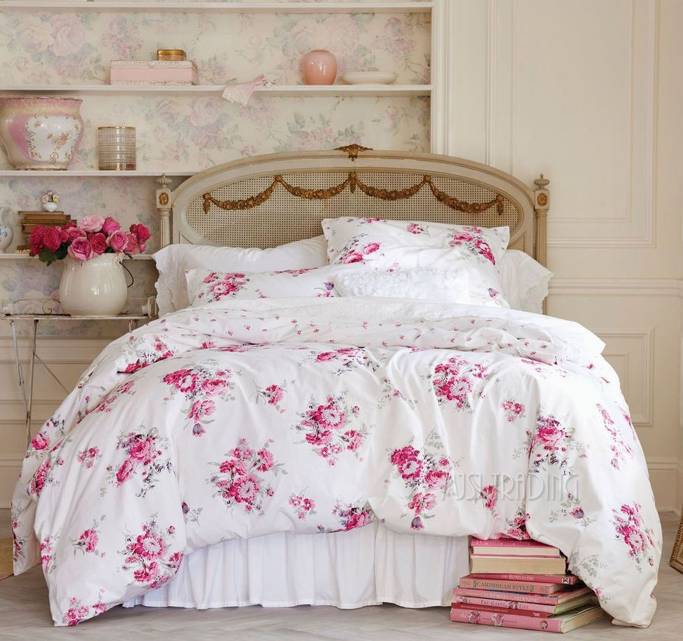 Best ideas about Shabby Chic Bedding . Save or Pin 15 Best Picks for Shabby Chic Bedding Now.