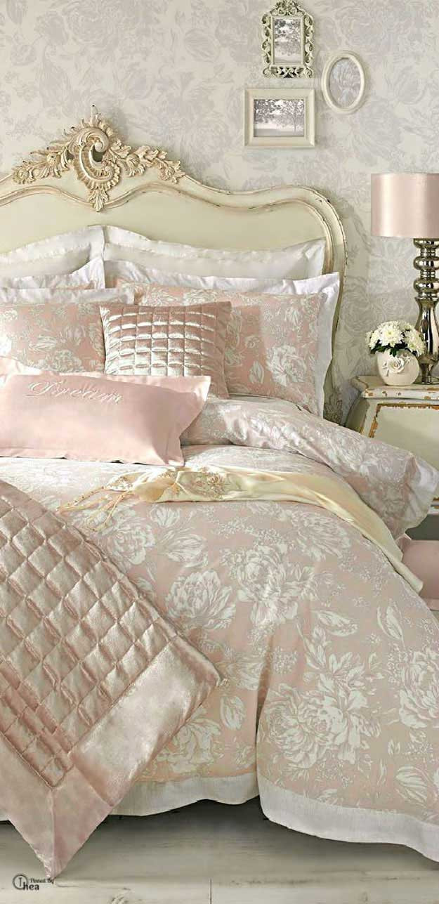 Best ideas about Shabby Chic Bedding . Save or Pin Shabby Chic Bedding Ideas DIY Projects Craft Ideas & How Now.