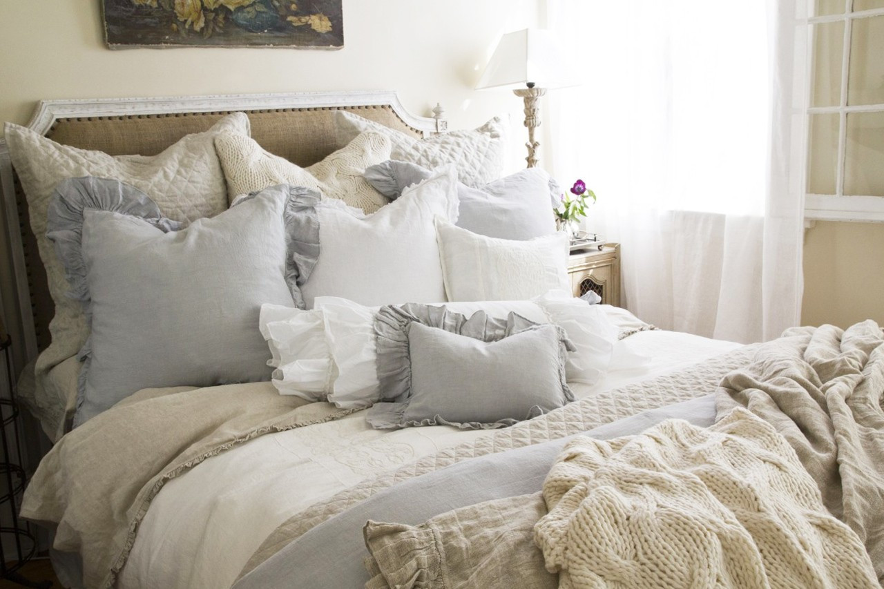 Best ideas about Shabby Chic Bedding . Save or Pin Shabby Chic Bedding – Vintage Styles Now.