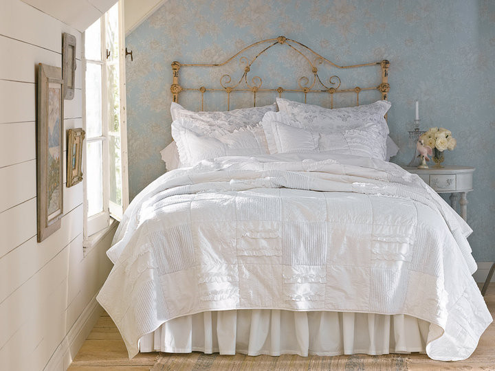 Best ideas about Shabby Chic Bedding . Save or Pin Bedroom Shabby Chic Bedroom Ideas Now.