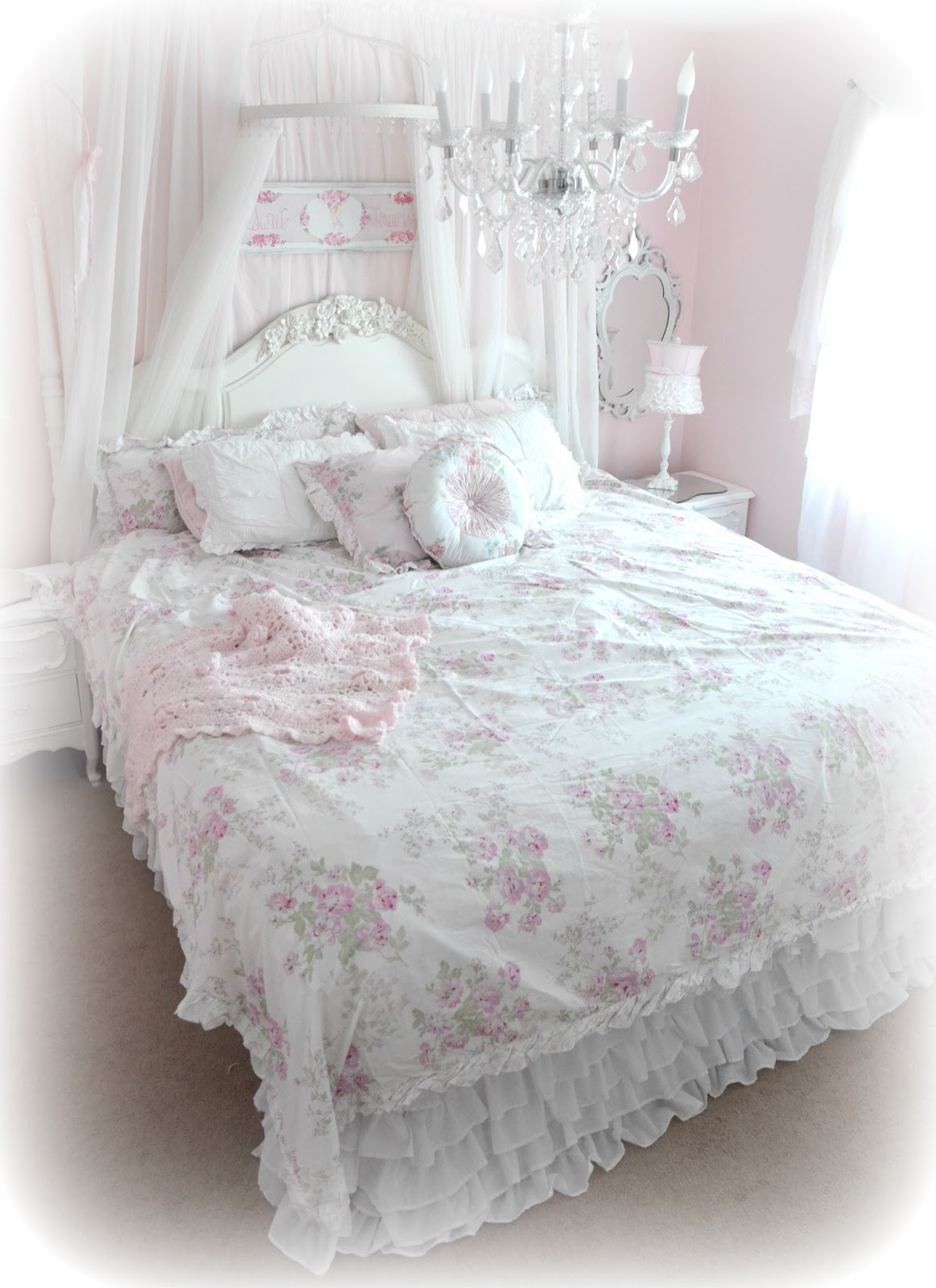 Best ideas about Shabby Chic Bedding . Save or Pin Not So Shabby Shabby Chic New Simply Shabby Chic Bedding Now.