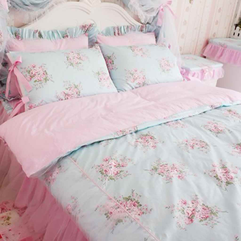 Best ideas about Shabby Chic Bedding . Save or Pin Shabby chic bedding style notes The Shabby Chic Guru Now.