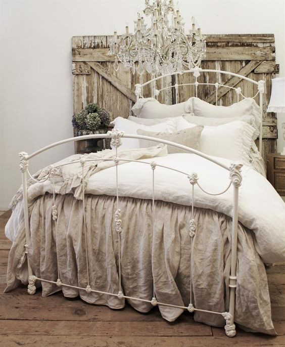Best ideas about Shabby Chic Bedding . Save or Pin 25 Delicate Shabby Chic Bedroom Decor Ideas Shelterness Now.