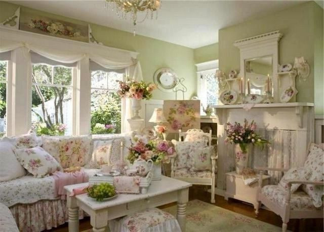 Best ideas about Shabby Chic Living Room Ideas . Save or Pin 37 Enchanted Shabby Chic Living Room Designs Now.