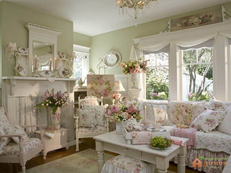 Best ideas about Shabby Chic Living Room Ideas . Save or Pin 32 Best Shabby Chic Living Room Decor Ideas and Designs Now.