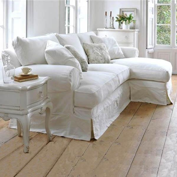 Best ideas about Shabby Chic Loveseat . Save or Pin 20 Best Ideas Shabby Chic Sectional Sofas Now.