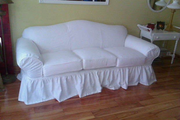 Best ideas about Shabby Chic Loveseat . Save or Pin Make Your Living Room Stylish with a Shabby Chic Couch Now.