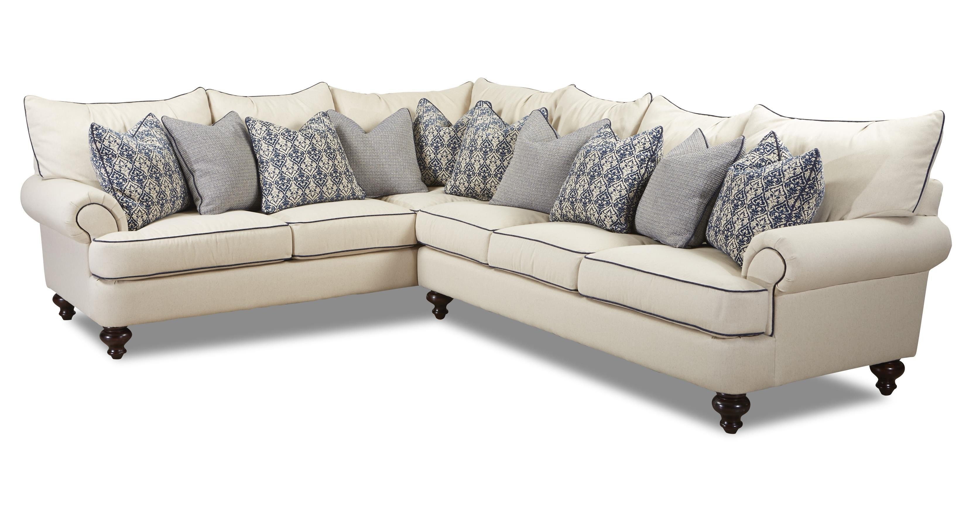 Best ideas about Shabby Chic Loveseat . Save or Pin 20 Choices of Shabby Chic Sectional Sofas Now.
