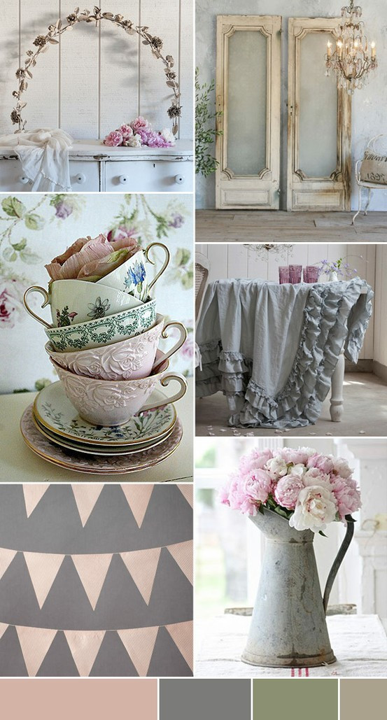 Best ideas about Shabby Chic Wedding . Save or Pin Shabby Chic Wedding Inspiration Now.