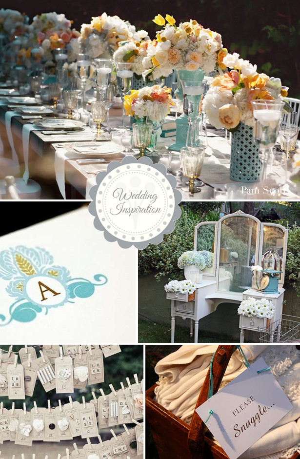 Best ideas about Shabby Chic Wedding . Save or Pin Shabby Chic Wedding Decorations Now.