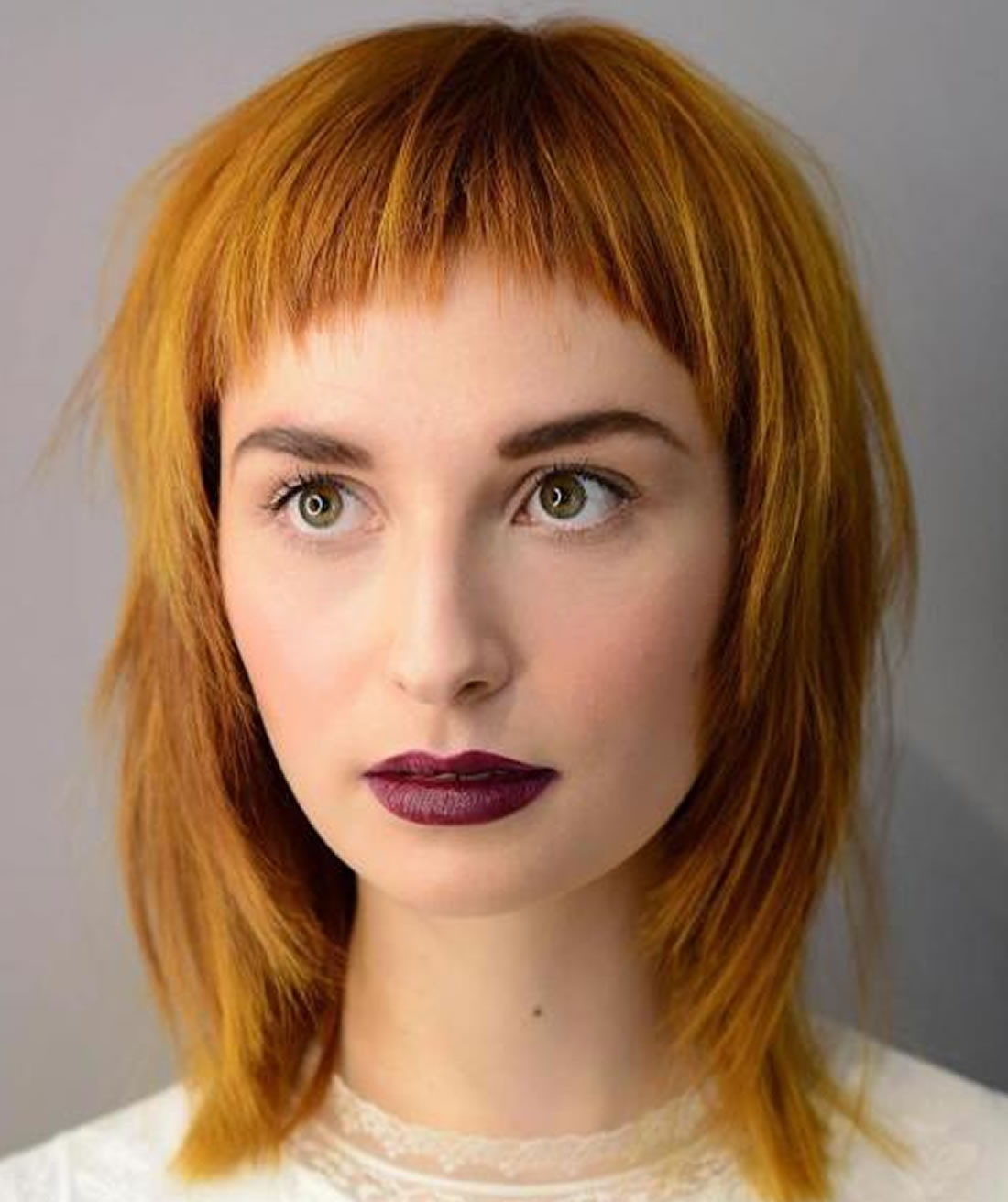 Shaggy Bob Haircuts 2019  20 Best Worldwide Chic Shag Haircut Solutions Page 2 of 3