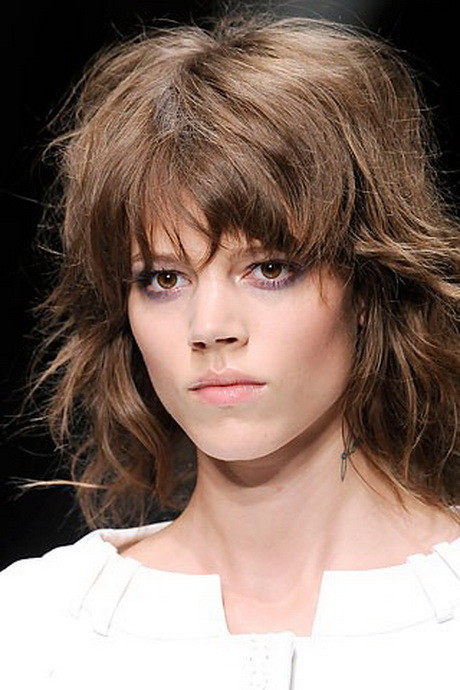 Best ideas about Shaggy Haircuts . Save or Pin Shaggy medium haircuts Now.