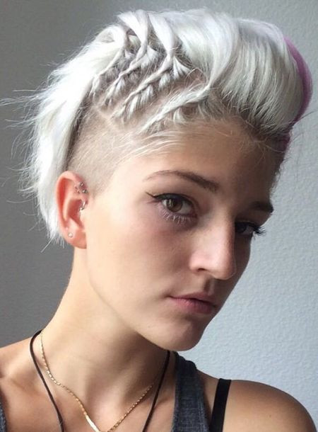 Shaved Undercut Hairstyle  66 Shaved Hairstyles for Women That Turn Heads Everywhere